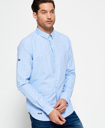 Superdry Modernes Klassisches Hemd