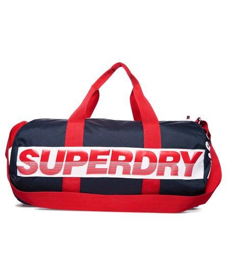 Superdry International Barrel-bag