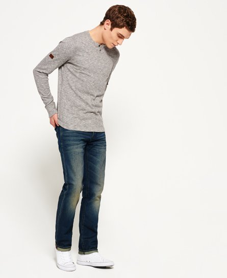 Superdry Officer Straight Jeans