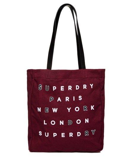 Superdry Etoile Parisian 購物包