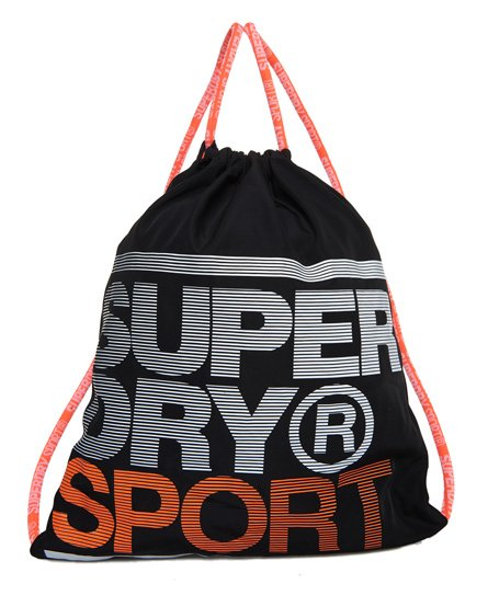Superdry Drawstring Bag