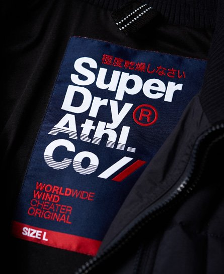 Superdry Athletic SD-Windcheater 鋪棉防風夾克