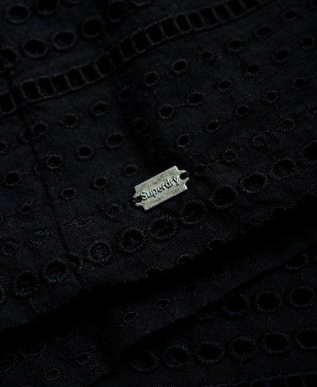 Superdry 50's-jurk met kwastjes