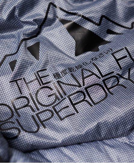 Superdry Chevron Super Fuji Felljacke