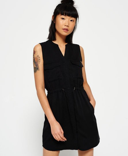 Superdry Utility Shirtkleid