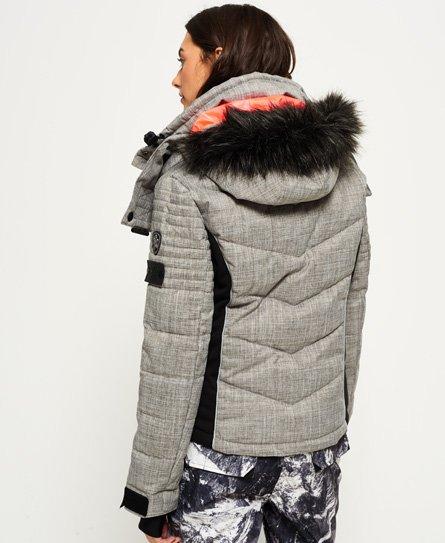 Superdry Snow Puffer-jakke