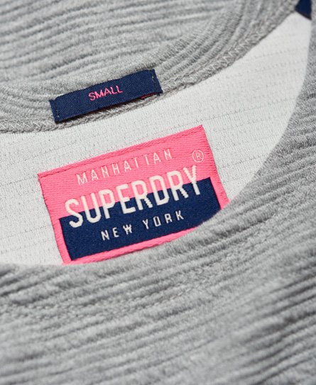 Superdry Wave Textured skaterjurkje