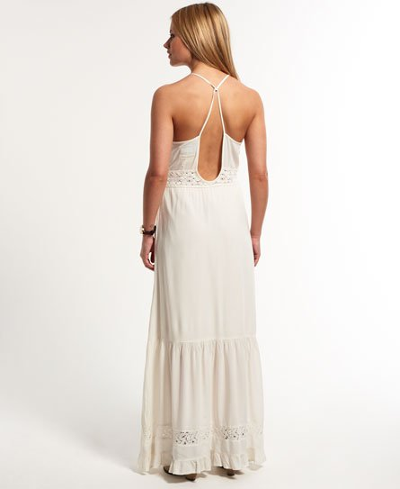 Superdry Vintage Fete Maxi Dress