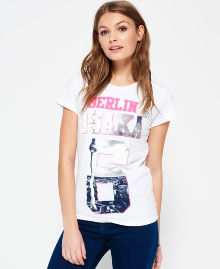 Superdry Limited Edition Osaka Berlin T-Shirt