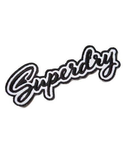 Superdry Lot d'écussons tissés Custom
