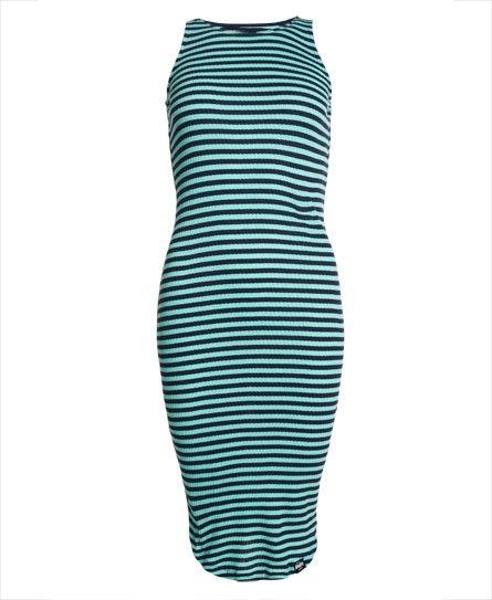 Superdry Sheer Rib Racer kjole
