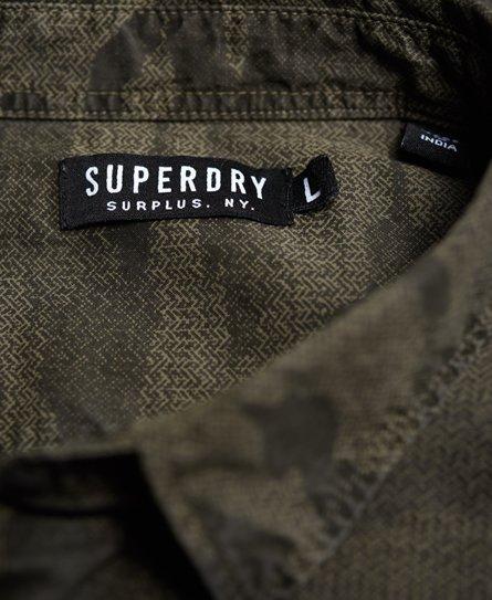 Superdry Vintage Surplus Long Sleeve Shirt