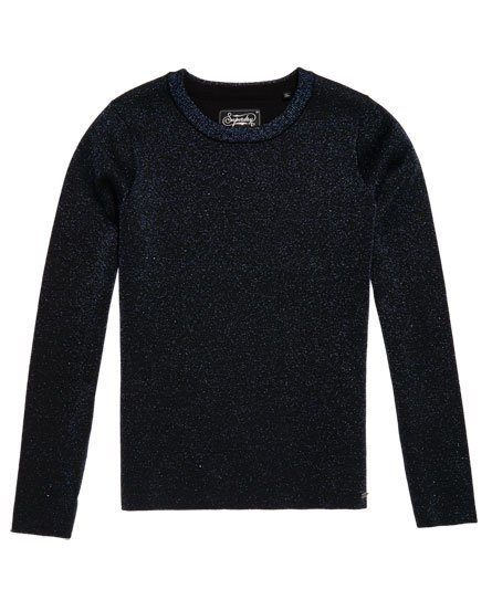Superdry Pull Metallic Sparkle