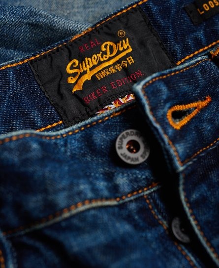 Superdry Biker Tapered Jeans
