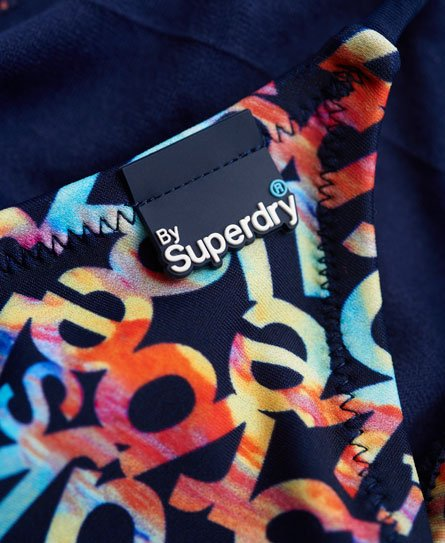 Superdry Bas de bikini Sunset