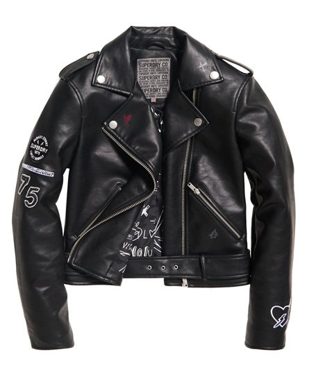 Superdry Riot Biker Jacket