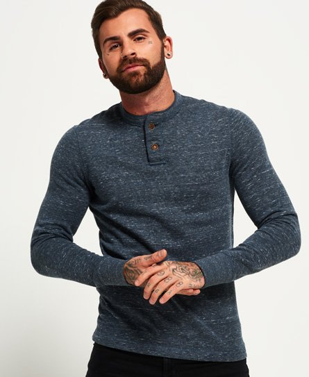 Superdry Core Wash Long Sleeve Chariot Top