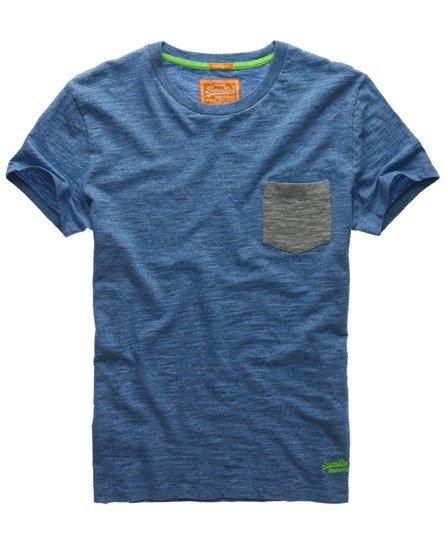 Superdry T-shirt à poche Grindle