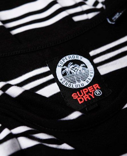 Superdry Robe épaules nues Sport