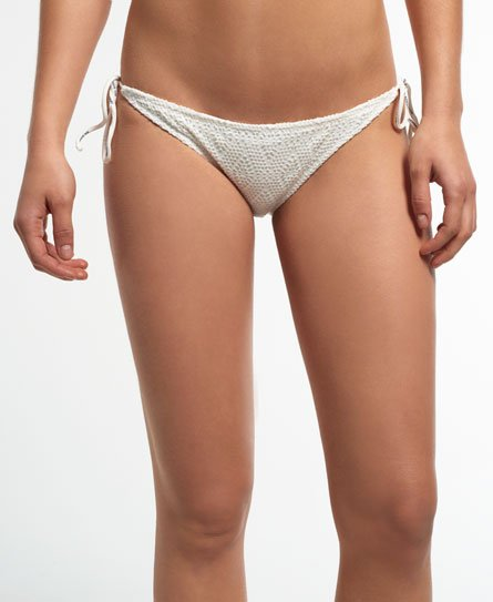 Superdry Diamond Lace Bikini Bottoms