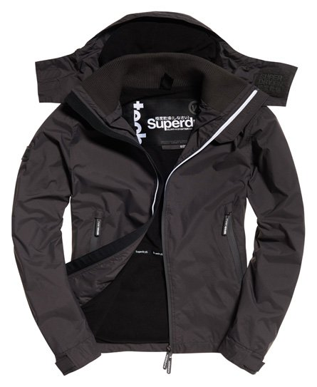 Superdry Polar Cliff Hiker jas met capuchon