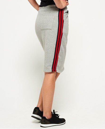 e72836dda47d99 Superdry Collegiate Sweat rok - Rokken voor Dames