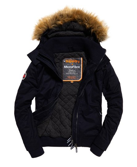 Superdry Microfibre SD-Windbomber 防風夾克