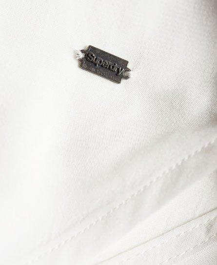 Superdry Premium Satin Boyfriend Shirt