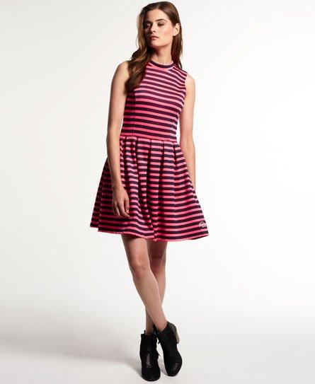 Superdry Premium Scuba kjole