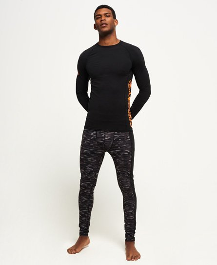 Superdry Carbon-alusleggingsit