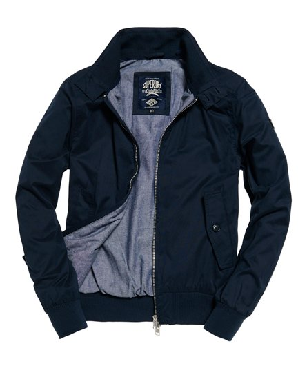 Superdry Nordic Harrington Jacket Men S Jackets