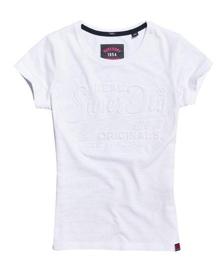 Superdry Original Embossed T-shirt