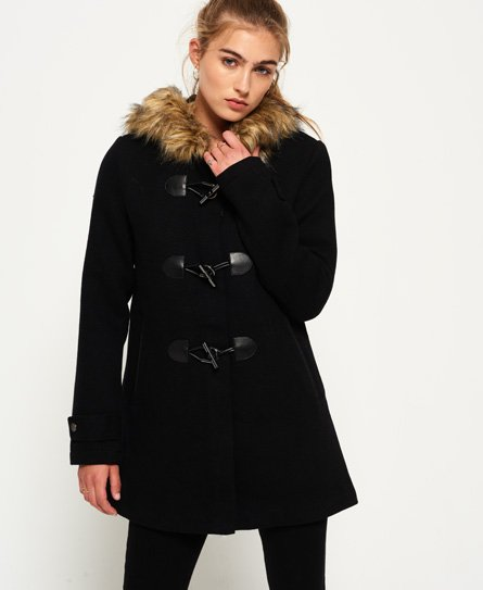 Superdry Brooklyn Duffle Coat