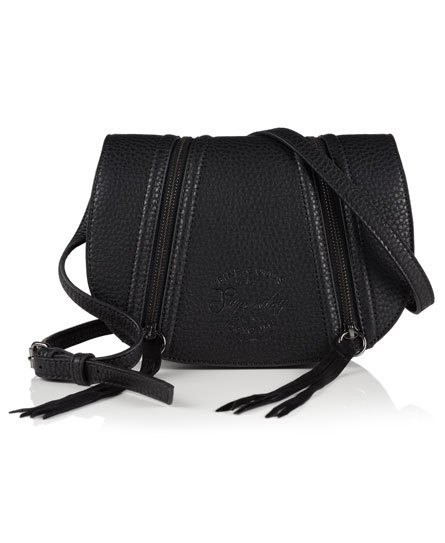Superdry Sac besace à zips