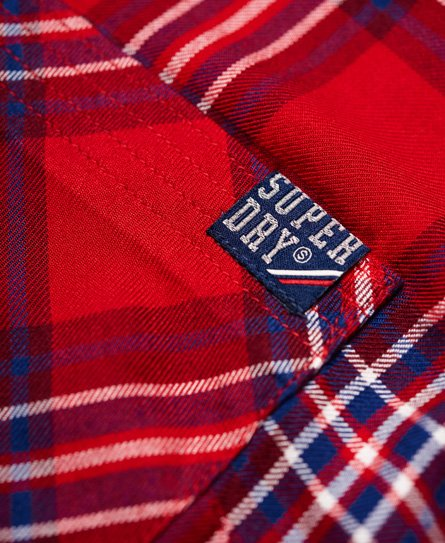 Superdry Midwest Dreaming Buffalo Check Shirt