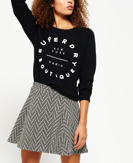 Superdry Jupe Midwest Rydell