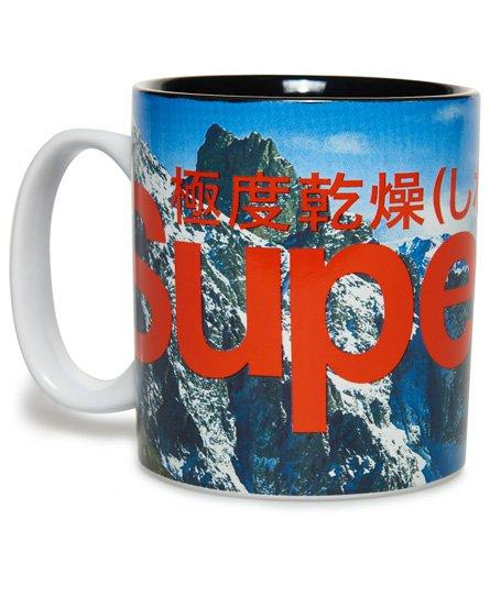 Superdry Mug Super con logo