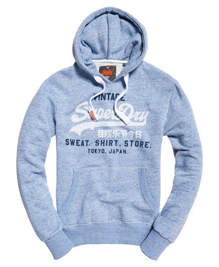 Superdry Sweat Shirt Store hættetrøje