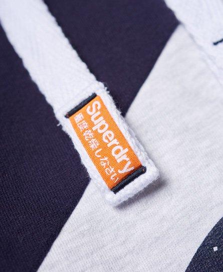 Superdry Sport Panel hættetrøje