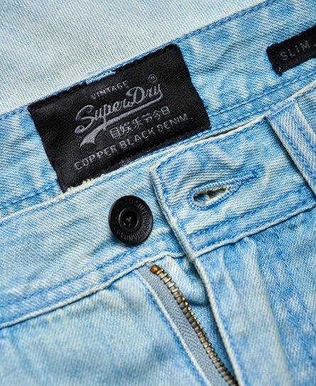 Superdry Officer Slim Denim Shorts