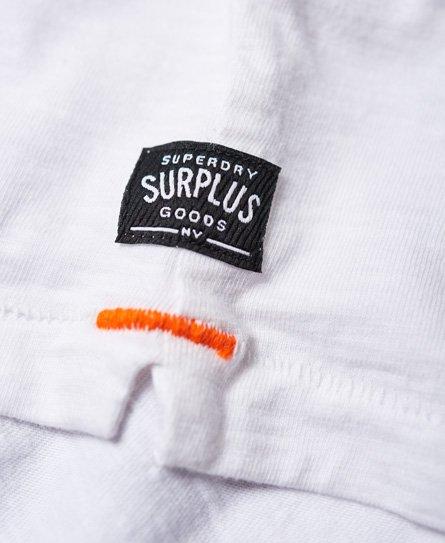 Superdry Surplus Goods Graphic T-shirt met lange mouwen