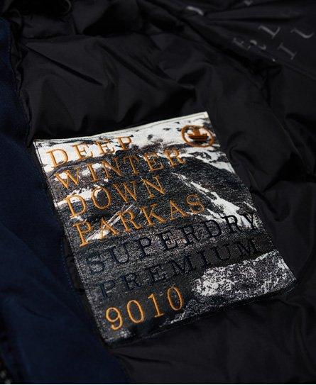 Vestes Superdry Pour Premium Manteaux Alps Parka Femme En Et Duvet xrqP4Xwr