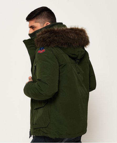 Superdry Premium Ultimate Down Cheater Jacket