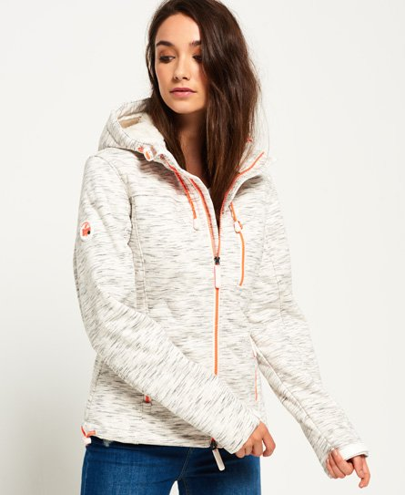 Superdry Hooded Sherpa SD-Windtrekker Jacket
