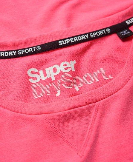 Superdry SD Sport Lightweight Crew Jumper