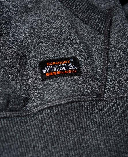 Superdry Vintage Logo præget hættetrøje