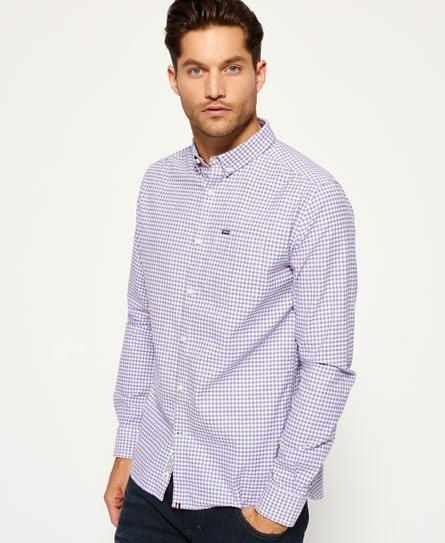 London buttondown overhemd 63624