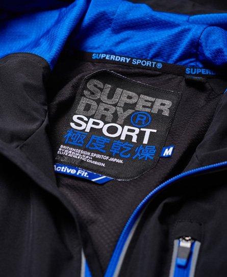 Superdry Sport Active Flash Zip Hooded Jacket
