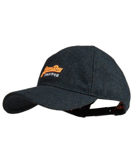 Superdry Gorra Orange Label Twill