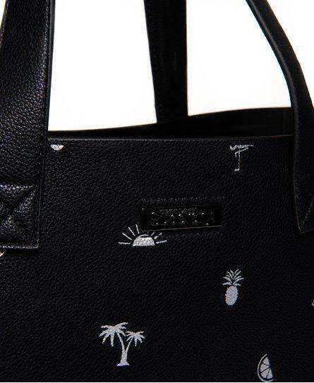 Superdry Elaina Micro Print Tote Bag